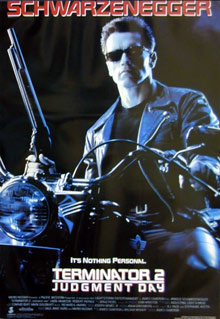 Terminator 2 Poster Click Add to Cart to order.
