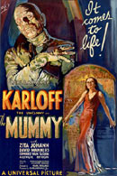 Boris Karloff The Mummy Poster