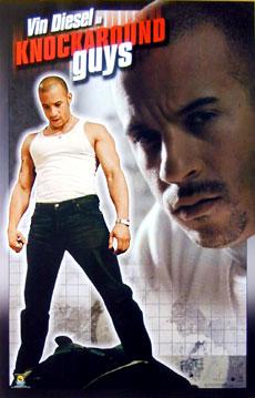 Vin-Diesel-Knockaround-Guys-Poster