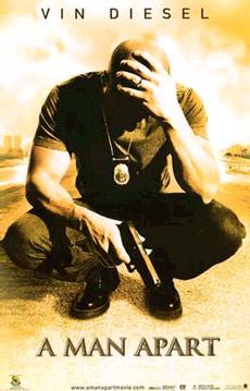 Vin-Diesel-A-Man-Apart-Poster