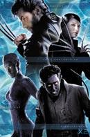 X-Men Mutants Poster