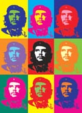 Che Pop Art Poster