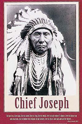 Chief-Joseph-Poster