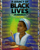 A Legacy of Black Lives in America Poster