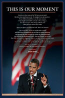 Barack Obama poster - click to zoom in