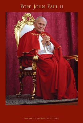 Pope-John-Paul-II-Poster