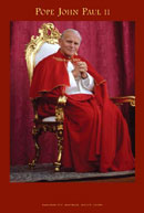 Pope John Paul II PosterClick to zoom in