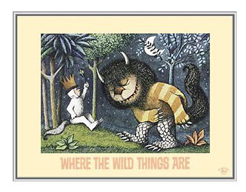 Where-the-Wild-Things-Are-Framed-Print