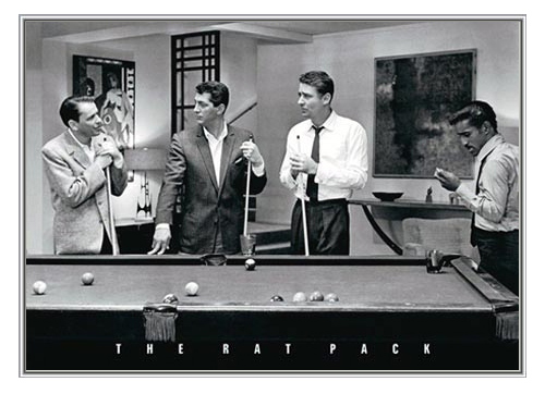 Sinatra and the Rat Pack - Pool