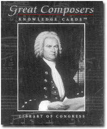 Great Composers Knowledge Cards Click Add to Cart to Order