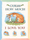 Guess How Much I Love You Poster