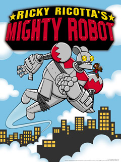Ricky Ricotta's Might Robot Click Add to Cart to Order