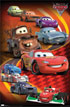 Disney Cars Supercharged Poster