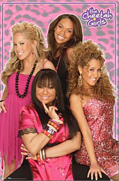 Cheetah Girls Poster