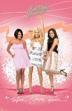 HSM 3 The Girls Click Add to Cart to Order