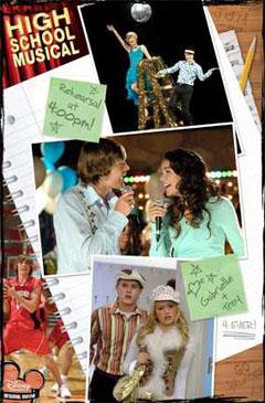 High-School-Musical-Scenes-Poster