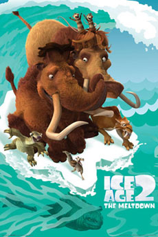 Ice Age 2 Poster