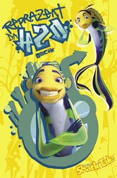 Shark-Tale-Oscar-Poster