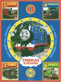 Thomas the Tank Engine All Aboard Poster