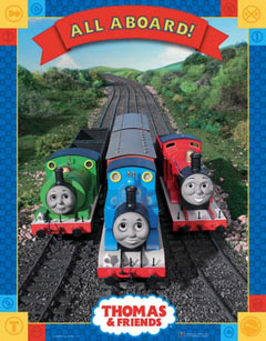 Thomas Percy and James Poster