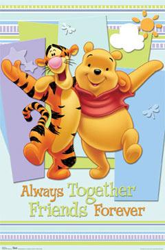 Pooh-and-Tigger-Poster