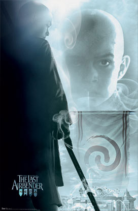 Avatar Aang the Last Airbender Poster
