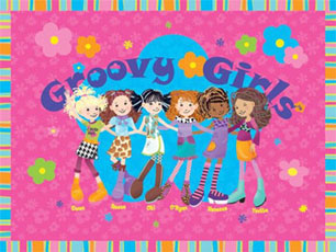 Groovy Girls Poster