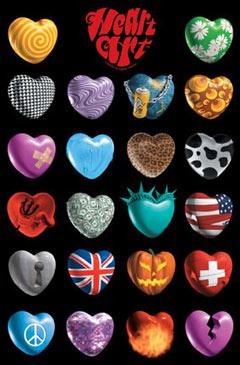 Heart-Art-Poster