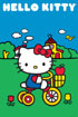 Hello-Kitty-Tricycle-Poster