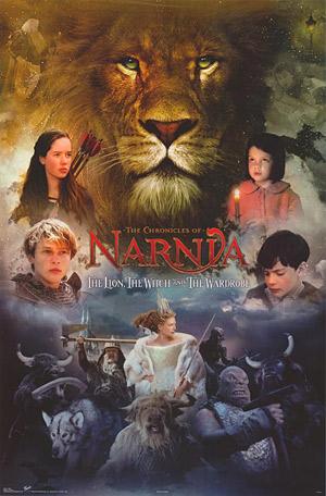 Narnia-Chronicles-Battle-Scene-Poster