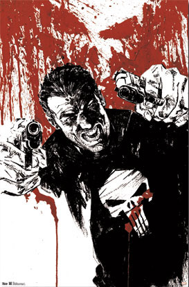 Punisher Pistols Poster
