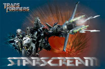 Transformers Starscream Poster