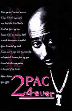 2Pac-4-Ever-Blacklight-Poster