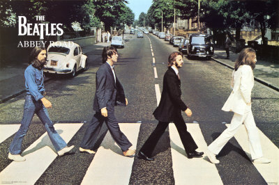The-Beatles-Abbey-Road-Poster