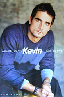 Backstreet-Boys-Kevin-Poster