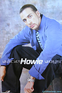 Backstreet-Boys-Howie-Poster
