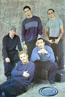 BSB - The Boys Poster