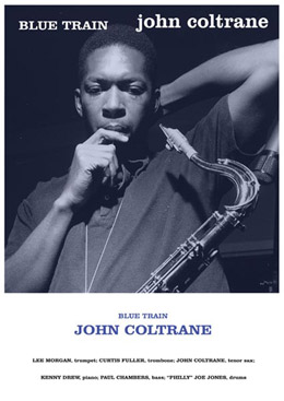 Blue-Train-John-Coltrane-Poster