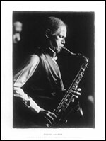 Dexter Gordon Poster by Edouard Curchod Click to zoom in