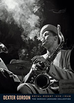 Dexter Gordon 1948 Click to zoom in