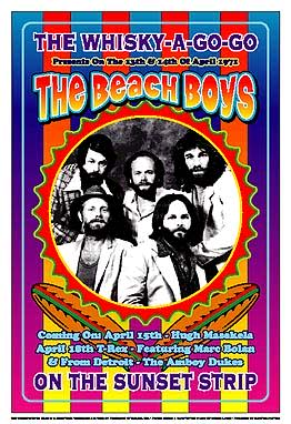 Beach-Boys-Reprint-Concert-Poster