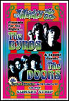 Byrds and Doors Poster