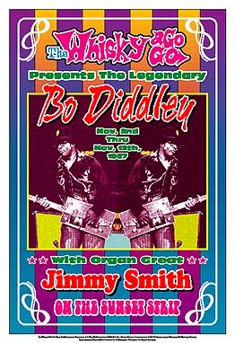 Bo-Diddley-1967-Whisky-A-Go-Go-Reprint-Concert-Poster