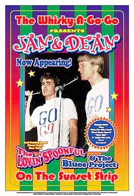 Jan-and-Dean-Whisky-A-Go-Go-Reprint-Concert-Poster
