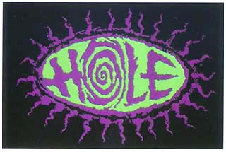 Hole-Blacklight-Poster