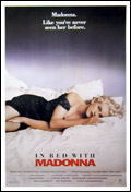 In Bed With Madonna Poster