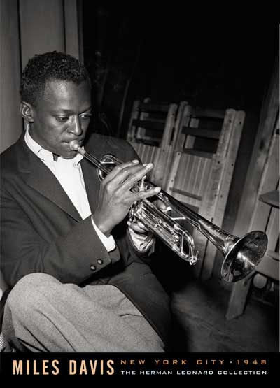 Miles-Davis-1948-Poster