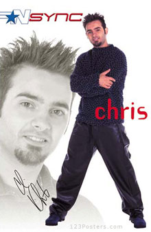 Chris-Kirkpatrick-Poster