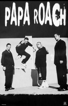 Papa-Roach-Poster