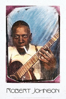Robert Johnson Poster Click Add to Cart to order.